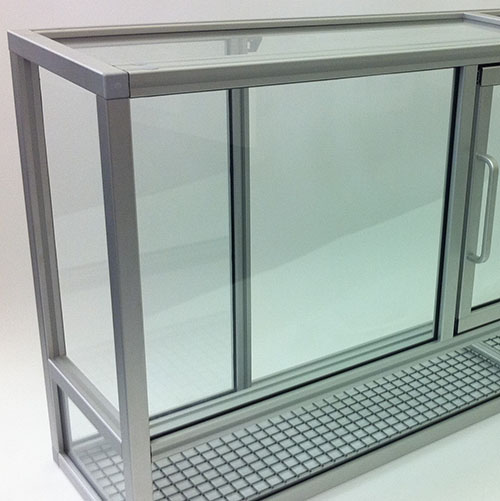 Enclosures & Screens